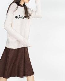 Suéter Oversized