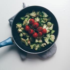 Cocinar y comer
