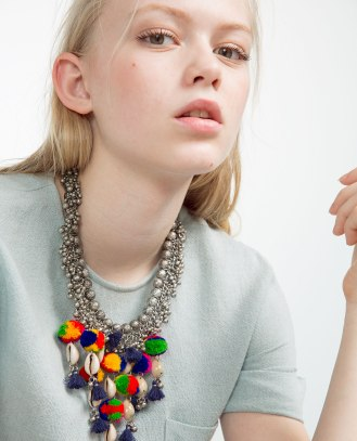 Collar Zara